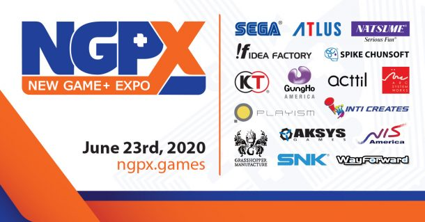 New Game+ Expo | IFI and 13 Developers / Publishers