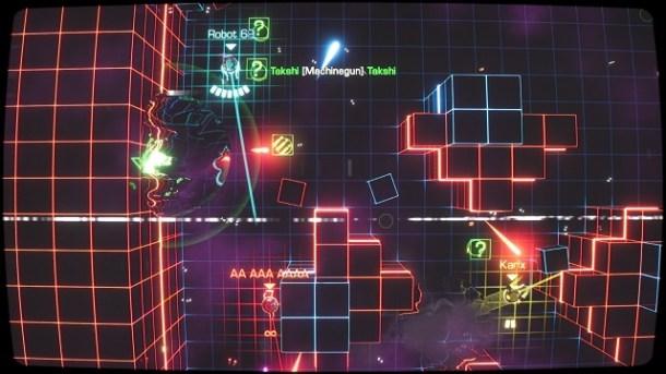 Retrograde Arena Screen