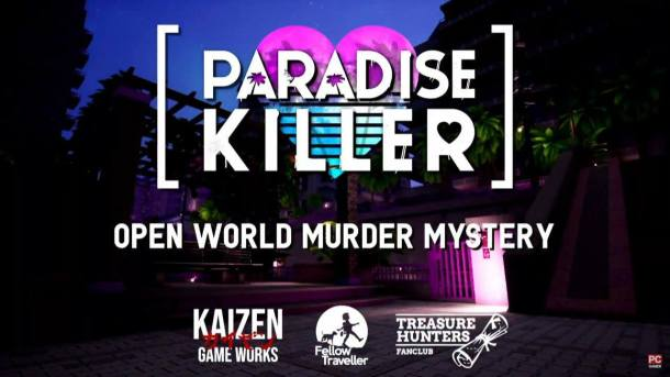 Paradise Killer | logo