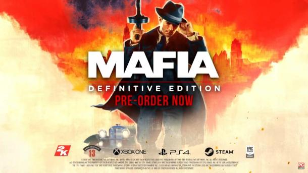 Mafia Definitive Edition | Logo
