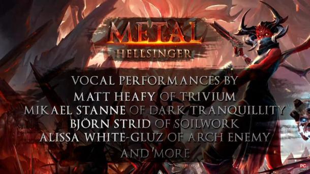 Metal Hellsinger | Bands