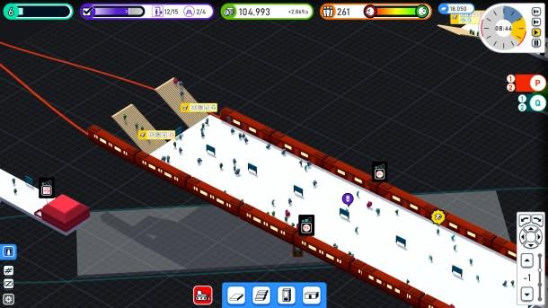 STATIONflow | Station Platforms