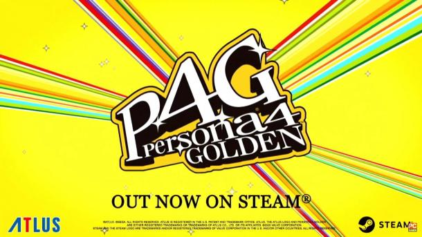 Persona 4 Golden | Steam