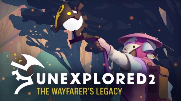 oprainfall | Unexplored 2: The Wayfarer's Legacy