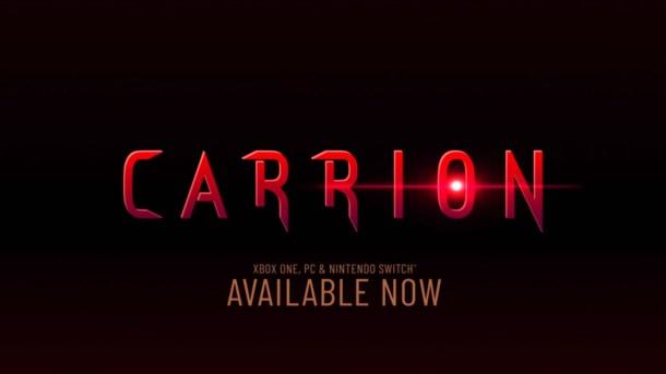 oprainfall | Carrion