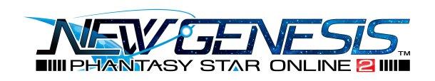 Phantasy Star Online 2: New Genesis | Logo