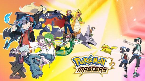 oprainfall | Pokémon Masters