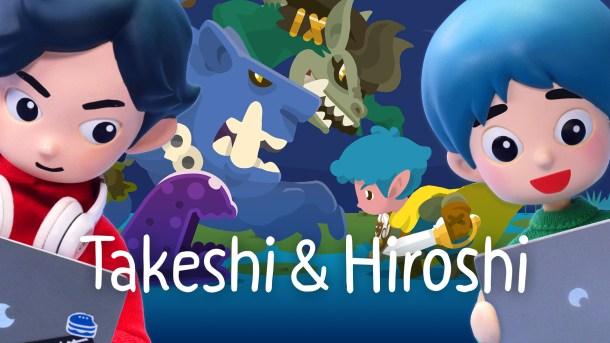 oprainfall   Takeshi and Hiroshi