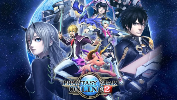 Phantasy Star Online 2 | Visual