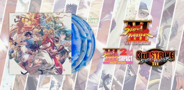 Street Fighter III | Vinyl banner