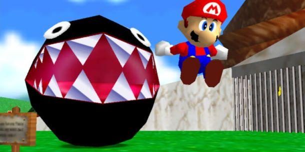 Super Mario 3D All Stars | Chomp