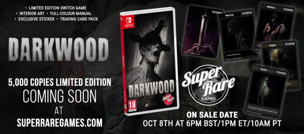 Darkwood physical switch release