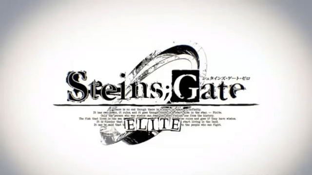 Steins;Gate 0 Elite | featured