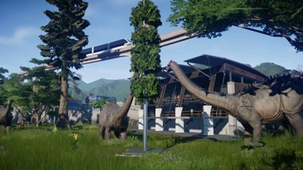 Jurassic World Evolution: Complete Edition | Trailer Screenshot