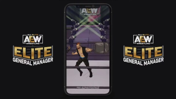 AEW Elite General Manager | Gameplay