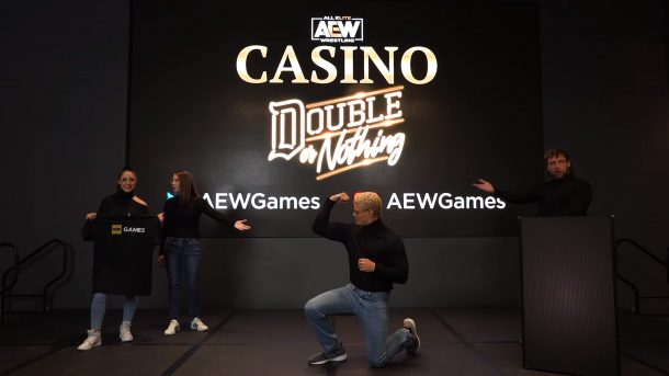 All Elite Wrestling | AEW Games Special Event