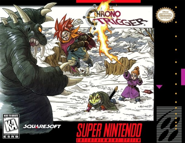 Chrono Trigger | Box Art