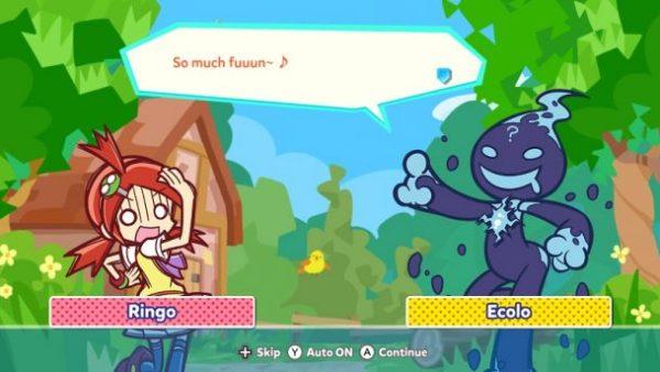 Puyo Puyo Tetris 2 | Ringo and Ecolo