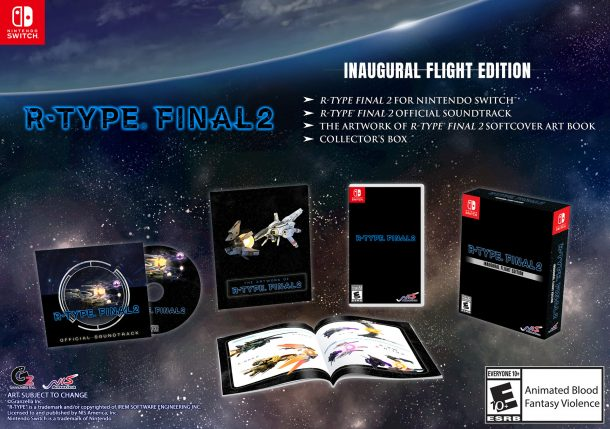 R-Type Final 2 | Inaugural Flight Edition (Switch version)