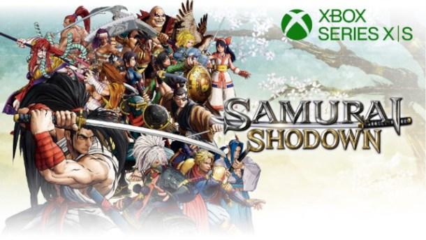 oprainfall | Samurai Shodown