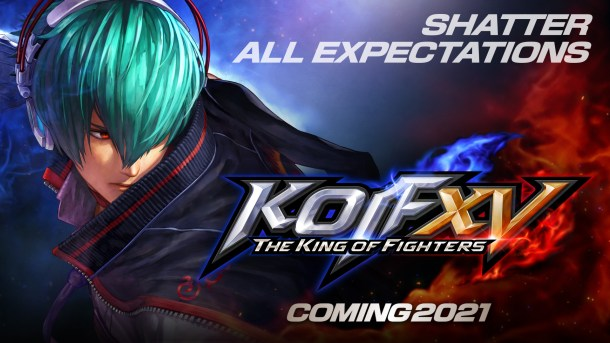 The King of Fighters XV | Banner
