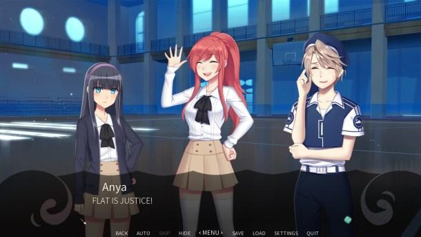 Aquadine | Anya