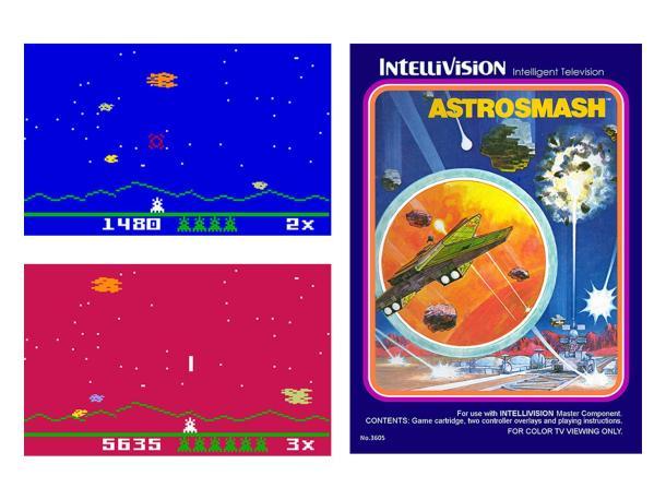 Astrosmash | Blast Stuff to Bits!