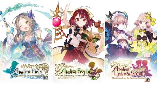 Atelier Mysterious Deluxe Trilogy | Featured