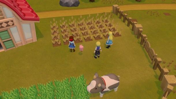 Harvest Moon | Farming