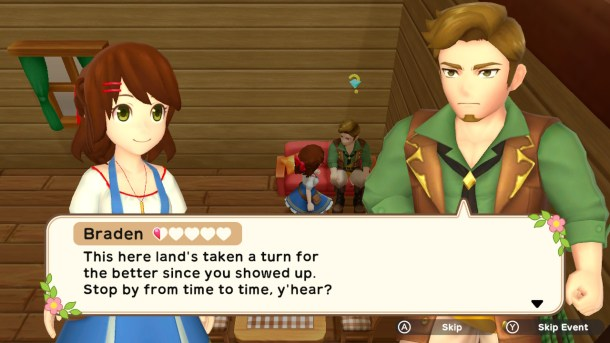 Harvest Moon | NPC Discussion