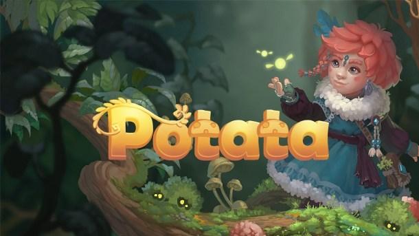 Potata | Box Art