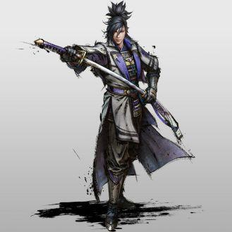 SAMURAI WARRIORS 5 - Mitsuhide