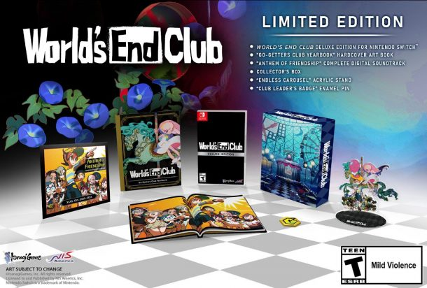 World's End Club | Limited Edition