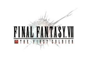 Final Fantasy VII The First Soldier | Logo