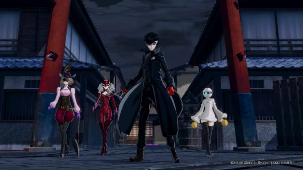Persona 5 Strikers | Phantom Thieves