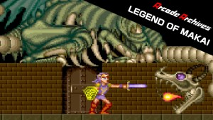 Arcade Archives: Legend of Makai