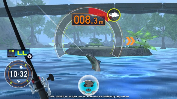 Fishing Fighters | Official Gameplay Screenshot