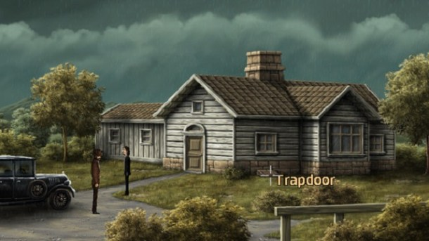 Chronicle of Innsmouth: Mountains of Madness Screen