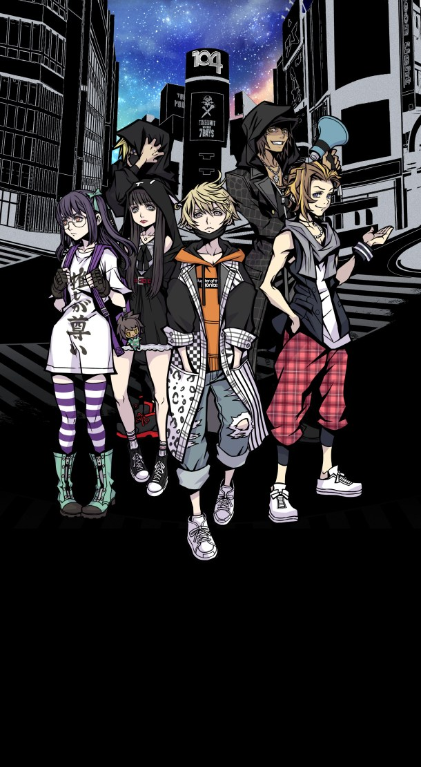 NEO: The World Ends with You | Key Visual
