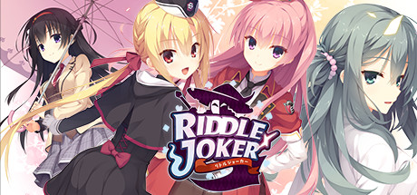 Riddle Joker | Cover