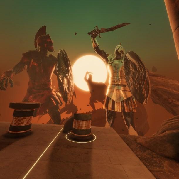 Ryte - Eye of Atlantis | Colossi on the horizon