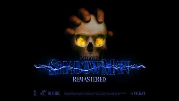 oprainfall | Shadow Man Remastered