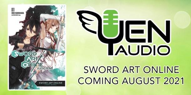 Yen Audio | Sword Art Online