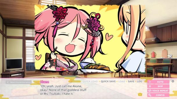 LoveKami -Useless Goddess- | Akane