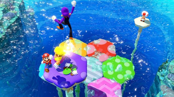 Mario Party Superstars | Official Screenshot