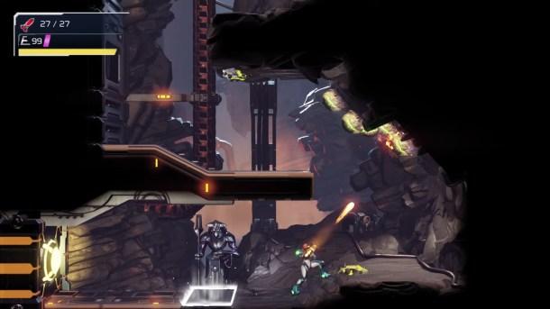 Metroid Dread | fire away