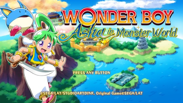 Asha in Monster World | Featured