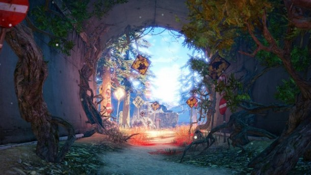 BLUE REFLECTION: Second Light | Official Artwork