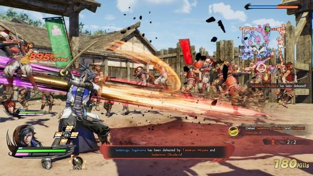 Samurai Warriors 5 | Musou