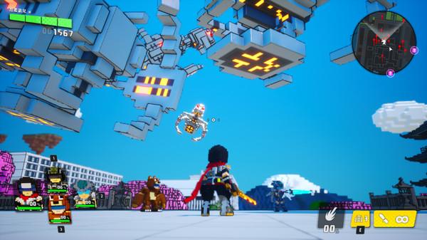 EDF: World Brothers | Gameplay